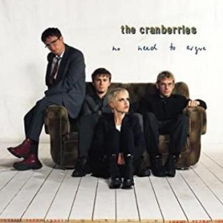 NO NEED TO ARGUE - CRANBERRIES [CD album]